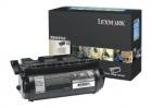 Original Lexmark Toner X644X11E Schwarz