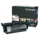Original Lexmark Toner X651A11E Schwarz