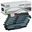 Set Alternativ Lexmark Toner 4x 12016SE + Trommel 12026XW