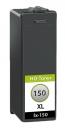 Alternativ Lexmark Druckerpatronen 14N1614E / 150XL Schwarz
