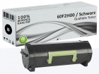 Alternativ Lexmark Toner 602H 60F2H00 Schwarz