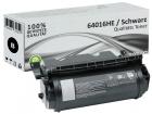 Alternativ Lexmark Toner 64016HE Schwarz