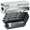 Set 4x Alternativ Lexmark Toner 64016HE T640 Schwarz