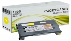 Alternativ Lexmark Toner C500 C500N X500N Gelb