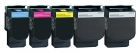 Alternativ Lexmark Toner C540 5er Sparset