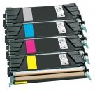 Alternativ Lexmark Toner C734A Sparset