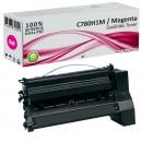 Alternativ Lexmark Toner C780H1M Magenta