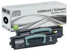 Set 2x Alternativ Lexmark Toner E250 E350 E250A11E