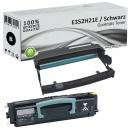 XL Alternativ Lexmark Toner E350 E352H21E + Trommel E250X22G