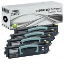 Set 4x Alternativ Lexmark Toner E450 E450H11E