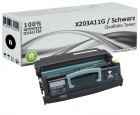 Set Alternativ Lexmark Toner X203A11G + Trommel X203H22G