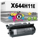 XL Alternativ Lexmark Toner X644H11E Schwarz