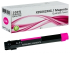 Alternativ Lexmark Toner X950X2MG Magenta