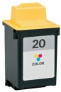 Alternativ Lexmark Patronen 20 15MX120 Color