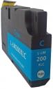 Alternativ Lexmark Druckerpatronen 14L0175E / 210XL Cyan