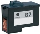Alternativ Lexmark Patronen 82 18L0032 Schwarz