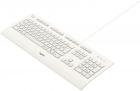 Logitech Tastatur K280e Kabelgebunden Weiss