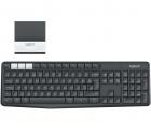 Logitech K375S Multi-Device Tastatur und Halterung