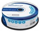 MediaRange BD-R 25 GB 25er Spindel