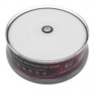 MediaRange CD-R 700 MB CD-Rohlinge bedruckbar 25er Spindel