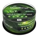 MediaRange DVD+R 4,7 GB 50er Spindel