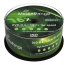 MediaRange DVD-R 4,7 GB 50er Spindel