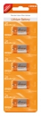 MediaRange Lithium Batterie CR123A - 5 Stück