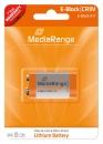 MediaRange Lithium Batterie E-Block CR9V - 1 Stück