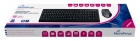 MediaRange Tastatur und 5-Tasten Maus Set kabellos