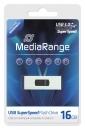MediaRange USB Stick 3.0 16 GB Silber