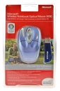 Microsoft Wireless Notebook Optical Mouse 3000 / Maus kabellos