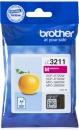 Original Brother Patronen LC3211-M