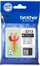 Original Brother Patronen LC3213-BK