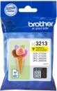Original Brother Patronen LC3213-Y