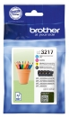 Original Brother Patronen LC3217-VALDR