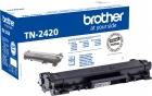 Original Brother Toner TN-2420 Schwarz
