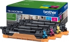 Set Original Brother Toner TN243BK+TN243C+TN243M+TN243Y