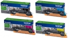 Set Original Brother Toner TN247BK+TN247C+TN247M+TN247Y