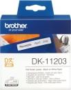 Original Brother Ordnerregister- Etiketten DK-11203