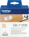 Original Brother Adress-Etiketten DK-11209 Label
