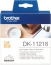 Original Brother runde Etiketten DK-11218 Label
