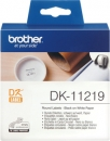 Original Brother runde Etiketten DK-11219 Label