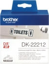 Original Brother Endlos-Etikett DK-22212 Tape