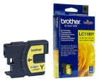 Original Brother Patronen LC1100 Y Gelb