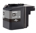 Original Brother Druckerpatronen LC-12EBK Schwarz