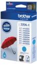 Original Patronen Brother LC-225XL-C Cyan