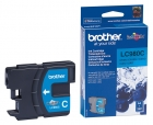 Original Brother Patronen LC980 C Cyan