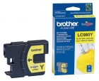 Original Brother Patronen LC980 Y Gelb