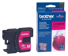 Original Brother Patronen LC980 M Magenta
