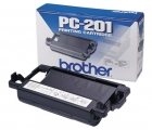 Original Brother Thermo-Transfer-Rolle PC-201